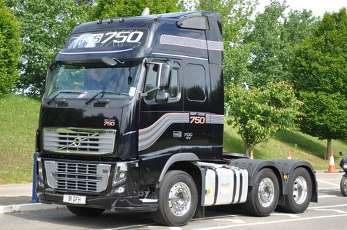 Volvo fh16 prijs
