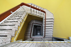 treppenauge (dadiolli) Tags: berlin stairs treppe treppenhaus treppenauge