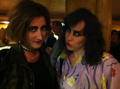 Siouxie One and Siouxie Two