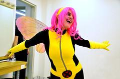 really_happy_girl (Pirata Dandi Cosplay) Tags: cosplay pixie xmen superpowercon