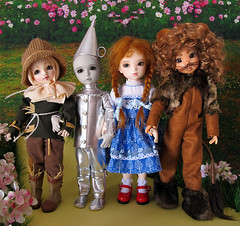 The Wizard of the Oz (Inma & Momoko) Tags: doll chloe elin bjd bid iplehouse