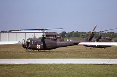 US Army UH-1 at Opa Locka (Paul Thallon) Tags: usarmy kopf opf uh1 opalocka