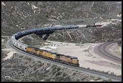 (K-Szok-Photography) Tags: california canon trains socal transportation canondslr cajon railroads inlandempire cajonpass 50d canon50d nationaltrainday kenszok kszokphotography