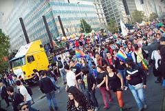 Marcha por la Igualdad 2013 / @Movilh Chile (Movilh Chile // www.movilh.cl) Tags: chile plaza italia y movimiento bisexual homosexual sexual transexual matrimonio avp humanos diversidad derechos lesbiana liberación integración movilh igualitario marchaporlaigualdad