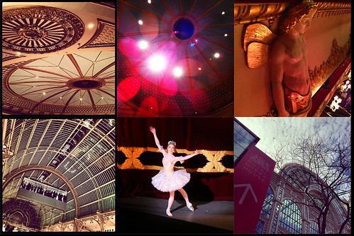 Your photos: The Royal Opera House on Instagram (Spring 2014)
