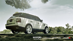 Range Rover x ACE Scorpio (ACEALLOYWHEEL/AMF FORGED) Tags: wheel ace wheels modified suv landrover rangerover luxury concave stance evoque fitment rangerroversport acealloywheel acealloy