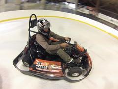 Verbier Lodge Ice Kart racing (Karting Extreme Verbier) Tags: verbier thelodge kartingextremeverbier icekartingvalais aprskarting