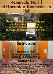 storage hull (removalsinhull) Tags: hull removals