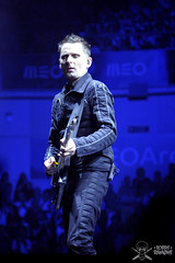 Muse (https://www.facebook.com/seeyouinthepit) Tags: show music portugal rock matt tour power live space gig pop muse robbie ramone drones 2016 belamy