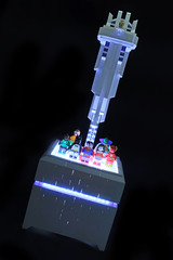 Justice League Watchtower (Fat Tony 1138) Tags: comics dc lego flash superman wonderwoman batman greenlantern justiceleague watchtower aquaman martianmanhunter
