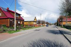 The tiny village of Bialowieza (roomman) Tags: world park nature beautiful forest landscape nationalpark natural poland polska national end bialowieza 2016 białowieża reser djungle