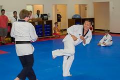 2016 Black Belt Test__DSC5075_38 (allen_cart) Tags: test white black belt tiger taekwondo whitetiger blackbelttest 2016