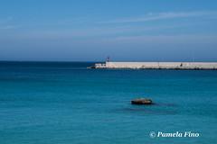 4428 (pamela.fino96) Tags: travel blue light sunset sea summer sun seascape building tourism beach beautiful beauty clouds landscape seaside amazing view like visiting exploration seashore