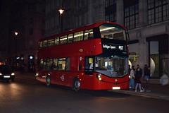 Tower Transit Wright Eclipse Gemini 3 [Mark 2] bodied Volvo B5LH (VH38132 - BU16 UXW) N97 (London Bus Breh) Tags: bus london buses volvo wright haymarket hybrid tfl londonbuses vh transportforlondon thewestend transitsystems wrightbus hybridbus hybridtechnology towertransit volvobus gemini3 wrightgroup volvob5l volvob5lh volvob5lhybrid routen97 thewrightgroup 16reg londonbusesrouten97 vh38132 bu16uxw wrighteclipsegemimi3