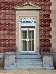 Masonic Lodge #86, Brookfield, MO (Robby Virus) Tags: building architecture temple lodge masonic missouri brookfield fraternal organization freemasons afam