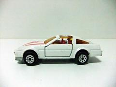 NISSAN 300 ZX TURBO N 214 - MAJORETTE (RMJ68) Tags: nissan 300 zx turbo targa majorette diecast coches cars juguete toy 162 300zx
