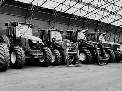Work (vikstrmemil) Tags: white tractor black work cool traktor machine clean agriculture heavy johndeere stylish masseyferguson valtra vapormatic
