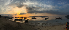 Tramonto a Ra Wai - Phuket - Tailandia (Massimo Greco ) Tags: tailandia tramonti phuket paesaggi rawai