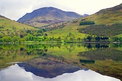 Loch Earn and Ben Vorlich (eric robb niven) Tags: scotland loch earn ericrobbniven