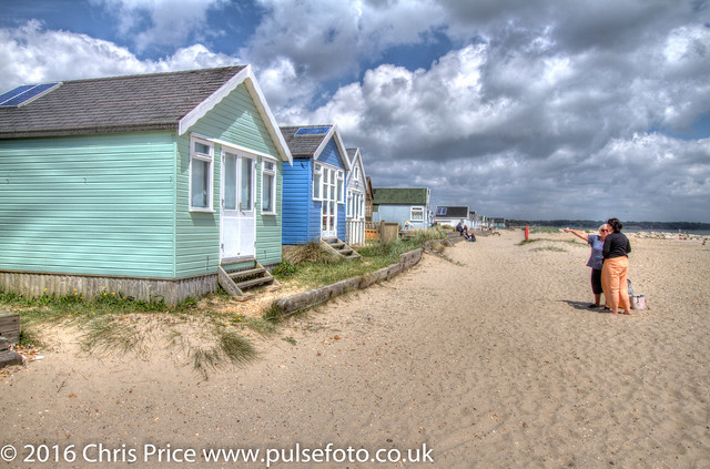 Mudeford Spit, Hengistbury Point