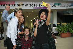 2016 - The LASALLE Show 2016 Opening