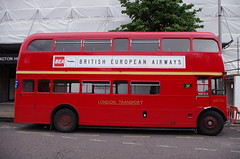 IMGP2753 (Steve Guess) Tags: uk england bus london transport waterloo gb routemaster lambeth lt tfl aec rmf1254 254clt
