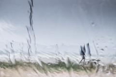 Acquazzone (Vanda Guazzora) Tags: italia autunno pioggia lungomare parcheggio fano abbandono mareggiata