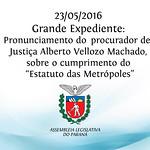 Grande Expediente - 23/05/2016