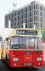 St Helens JDJ260K (Lazenby43) Tags: bus bedford swift sthelens kirkby aec northwestvehiclerestorationtrust