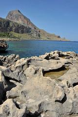635 Castelluzzo (Pixelkids) Tags: italien sea italy beach coast meer italia sicily sicilia kste felsen sizilien mittelmeer felsenkste castelluzzo