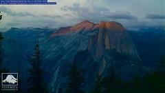 Yosemite Sunset (outdoorPDK) Tags: sunset yosemite halfdome alpenglow highsierra cloudsrest