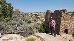 The incredible cliff dwellings of Hovenweep