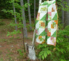 Strawberry Fields In the Woods (alidiza) Tags: quilt patchwork briarrose heatherross
