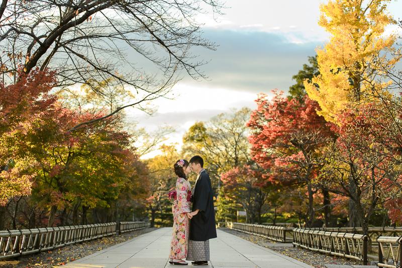 京都婚紗和服,日本婚紗,京都婚紗,京都楓葉婚紗,海外婚紗,和服拍攝,和服體驗,楓葉婚紗,DSC_0097
