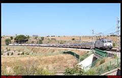 Un buen Lusitania (renfealvia) Tags: madrid espaa train tren trenes spain europa trains rama renfe lusitania talgo 252 viajeros 036 5236 trenhotel pitis lisboamadrid 252036 6c14 lisboachamartin