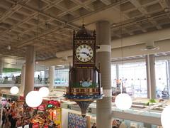 Birk's Clock (Sean_Marshall) Tags: clock farmersmarket market hamilton birks birksclock