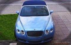 Bentley GTC (nikolaben) Tags: pentax continental ferrari macedonia enzo gto kr 1855 gt kola supercar gtb f12 gtc berlinetta skopje 599 makedonija 50200 bentlay avtomobil