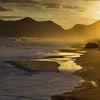 ¡Hola! - Hello! (Pilar Azaña Talán ) Tags: light sunset luz brasil atardecer mar gulls playa puestadesol olas gaviotas ocaso montañas ríodejaneiro praiadogrumari colordorado pilarazañatalán mágicaatmósfera copyright©pilarazañatalán
