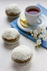 Poppy seed citrus muffins (alaczek) Tags: dessert muffins cupcakes sweet coconut citrus poppyseed