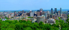 Montral (twiga_swala) Tags: city skyline buildings view quebec montreal royal canadian mont vue ville centreville canadienne downtonwn quebecoise highrside