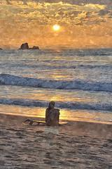 una pintura..... (PHENIX.) Tags: contraluz atardecer siluetas hdr pintura cantabria efectos liencres rinconesdecantabria playadevaldearenas playasdecantabria nikonnikond90phenixcantabriafotosjoseignacio