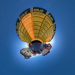 Caisses (Achimar) Tags: panorama festival photoshop canon switzerland raw wine ninja jazz sigma 360 fisheye projection hdr cully 2012 stereographic 500d ptgui photomatix myswitzerland nodal cs5 achillemarthaler