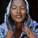 Beautiful Woman With Henna Painted Hands  Hargeisa Somaliland