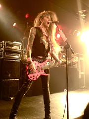 "Steel Panther @ Batschkapp Frankfurt, 18.03.2012 • <a style=""font-size:0.8em;"" href=""http://www.flickr.com/photos/35303541@N03/6997708583/"" target=""_blank"">View on Flickr</a>"