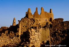 Mared Castle saudi arabi /   (alfaris15) Tags: castle    mared       sudayr alfaris15