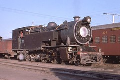 India steam - PT31516 Hanumangarh (Bingley Hall) Tags: travel india train transport engine rail railway steam locomotive pt northern hanumangarh metregauge 464t