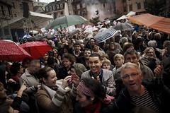 Tulle. Photo Benjamin Gminel. (Francois Hollande) Tags: tour benjamin franois campagne tulle 2012 hollande prsidentielle deuxime gminel
