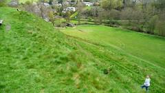 Clun,Shropshire. 5.5.2012 (Man Of Green) Tags: castle greenman clun