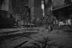 wtc #2 (reinetor) Tags: street people newyork building composition us worldtradecenter pray praying 911 transit northamerica wtc 24mm strolling 14l ef24 ef24f14 5dmk2 reinetor