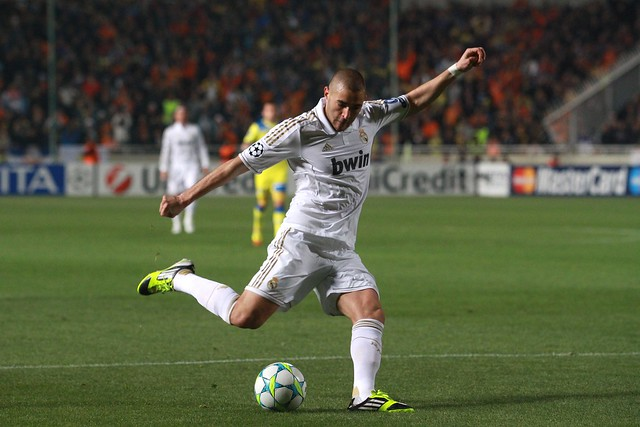 Apoel vs Real Madrid UEFA Champions League